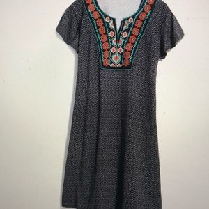 LOVEAPPELLA joselyn knit dress -Small